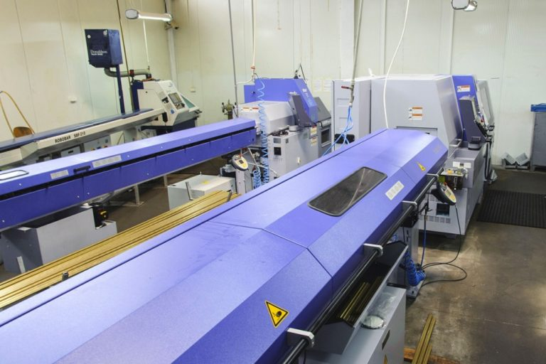 Purchase of the STAR SV 38R type B lathe